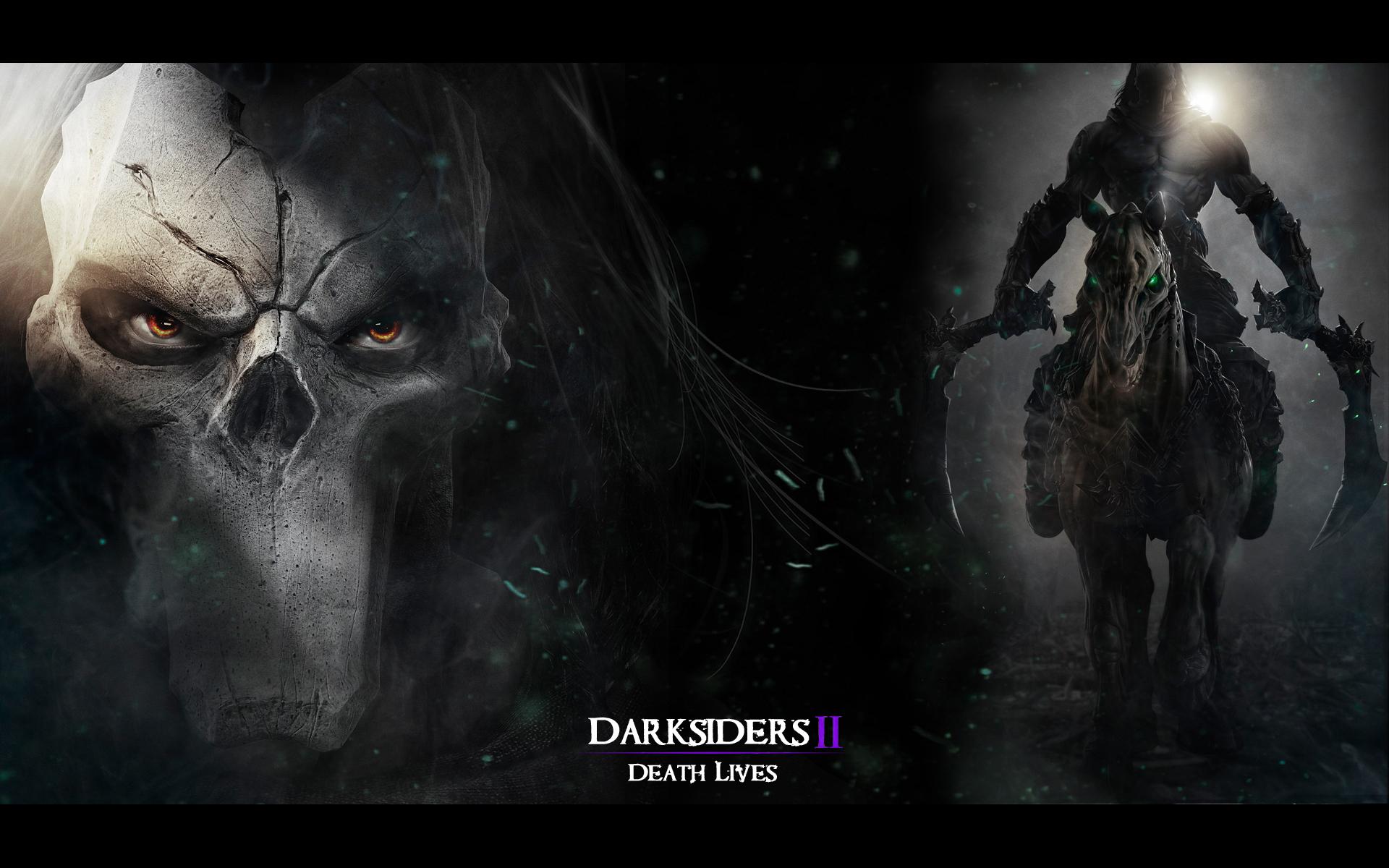 Fondos de pantalla 1920x1200 darksiders darksiders ii no muerto guerrero juegos descargar imagenes - Descargar darksiders 2 ...