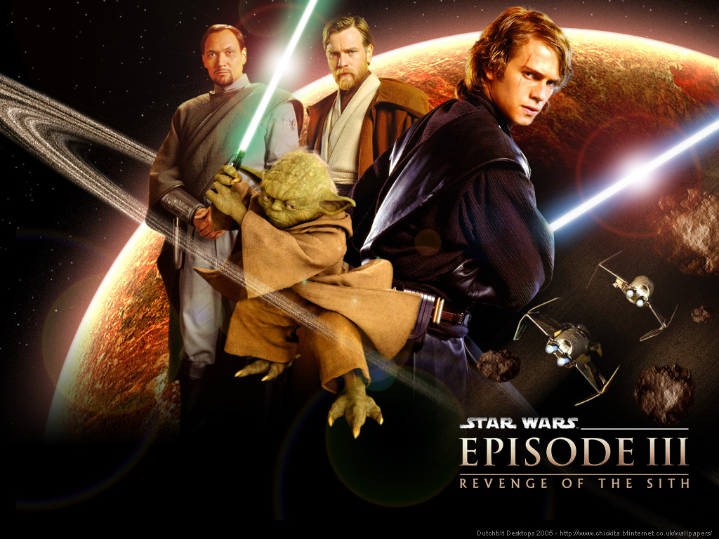 Image result for star wars episode iii horizontal
