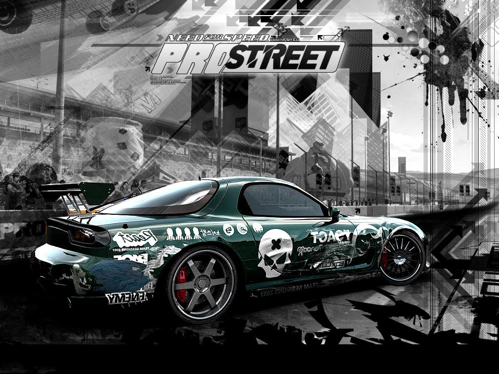 How to download need for speed pro street pc full game for free.