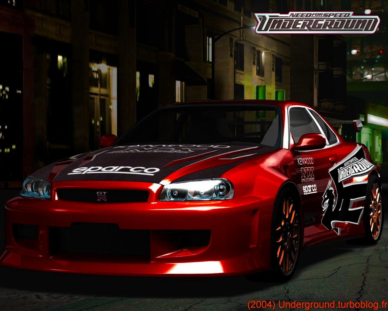 Photo need for speed need for speed underground games - Need for speed underground 1 wallpaper ...