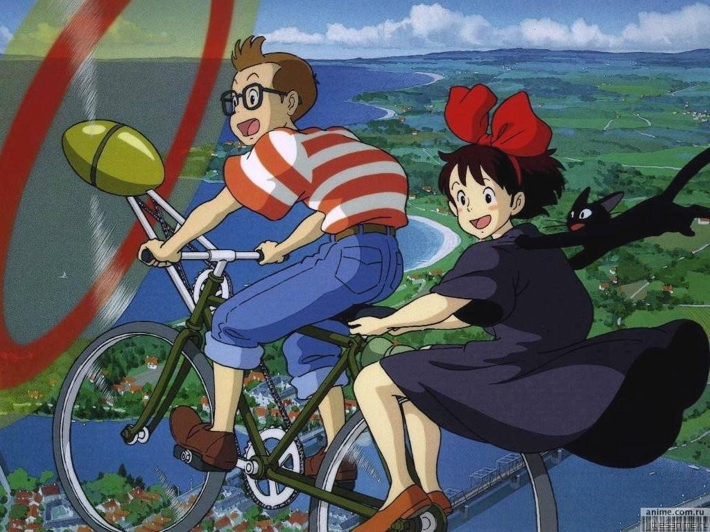 Image Kikis Delivery Service Anime