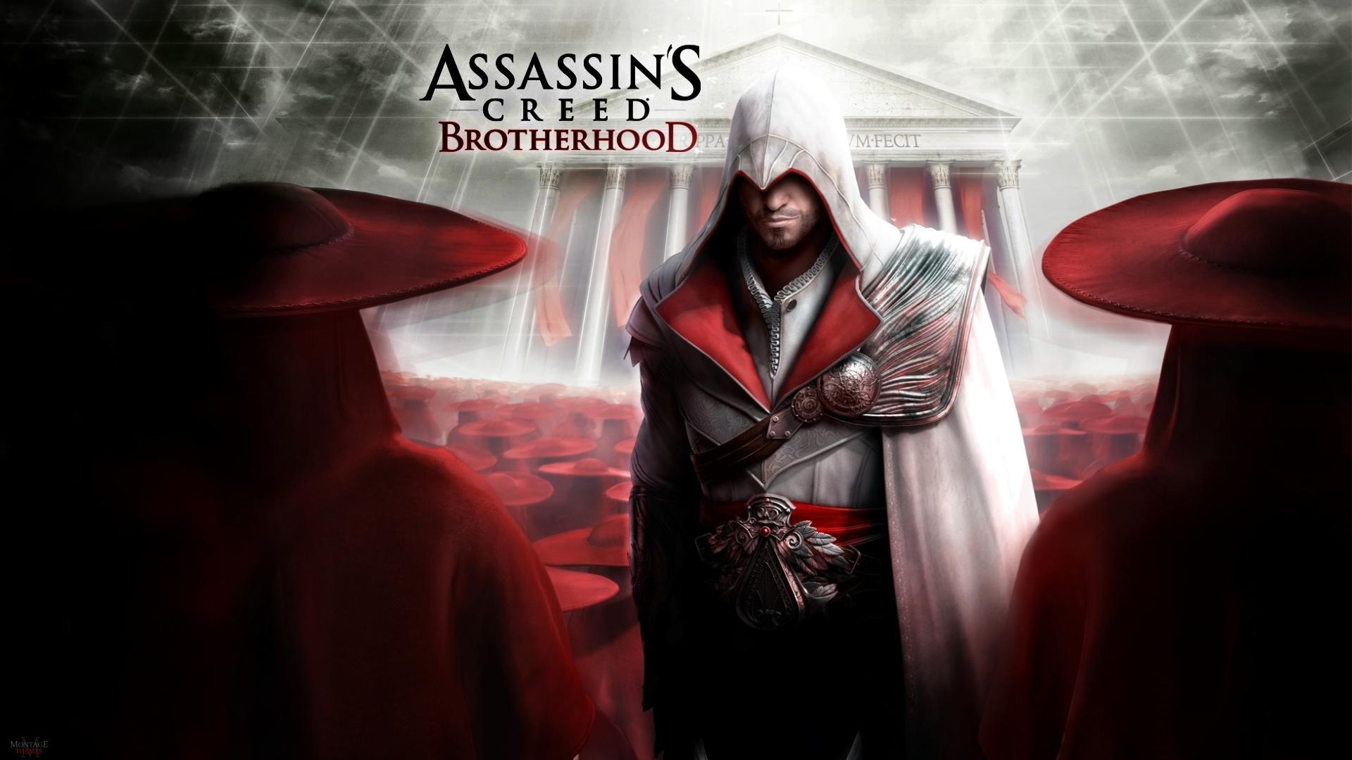 Fondos De Pantalla 1920x1080 Assassins Creed Assassins