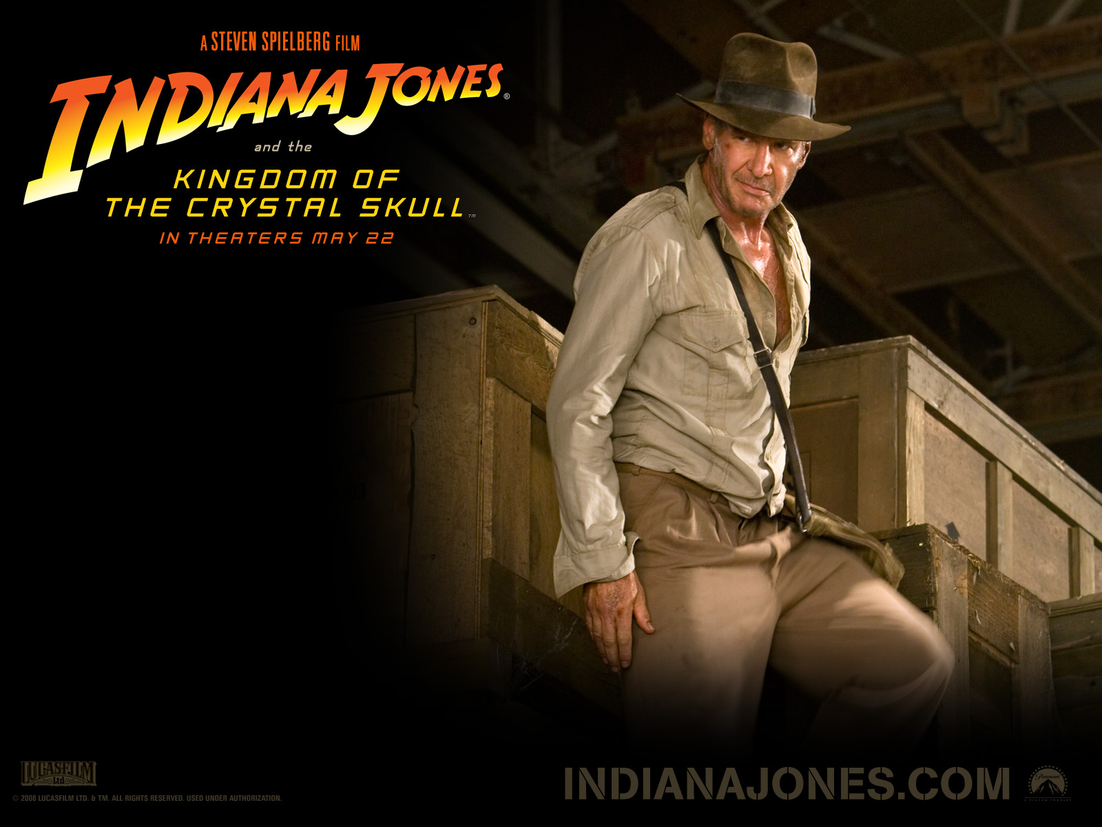 Pictures Indiana Jones Indiana Jones and the Kingdom of the Crystal Skull Movies film