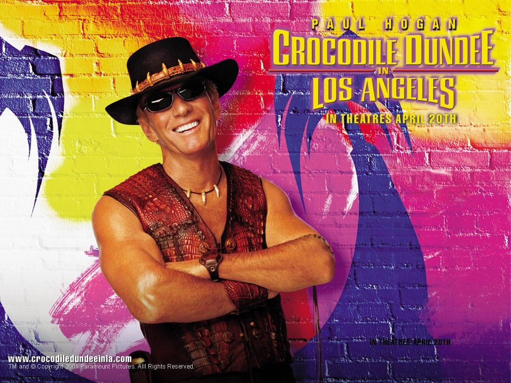 Image Crocodile Dundee in Los Angeles Movies film