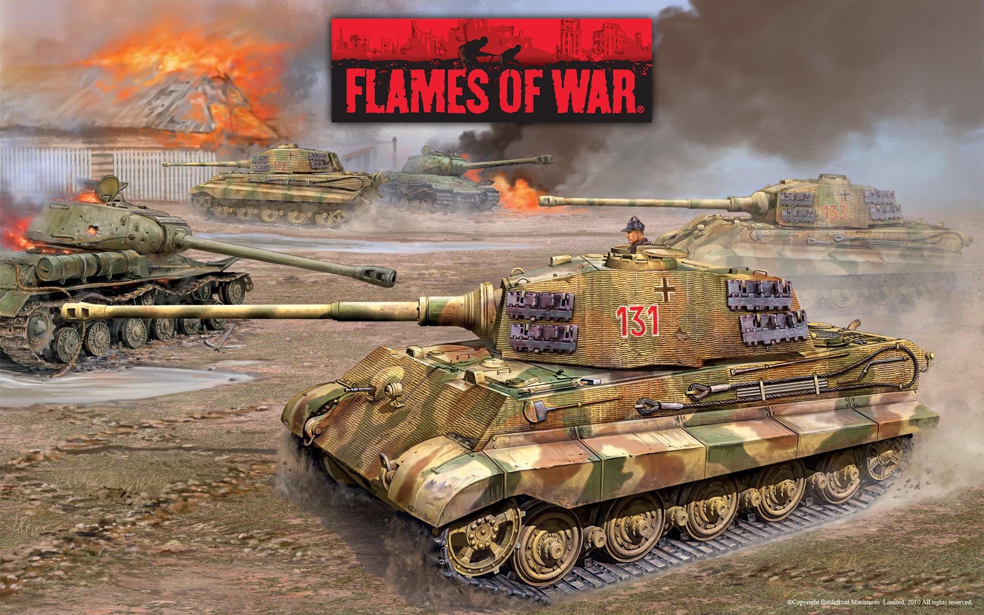 Kostenlose Panzerspiele