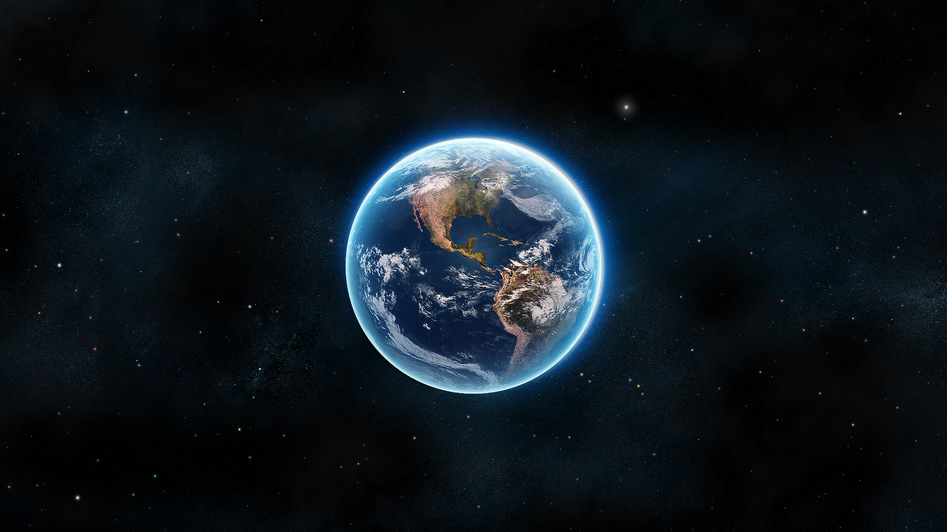 Pictures Earth Planets Space 1920x1080