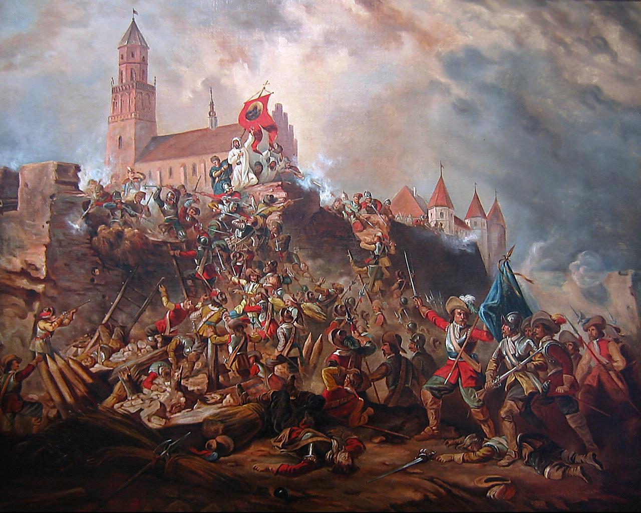 Images Oblezenie Jasnej Gory 1655 Polska Fantasy Battles