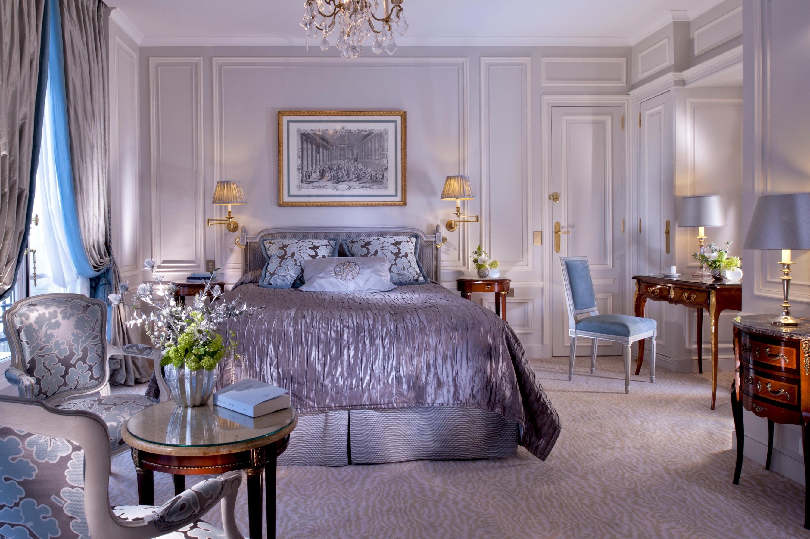 Fondos de pantalla dise o interior dormitorio cama for Diseno dormitorio