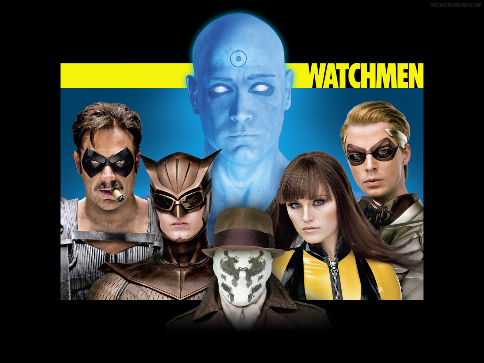 Pictures Watchmen Movies film
