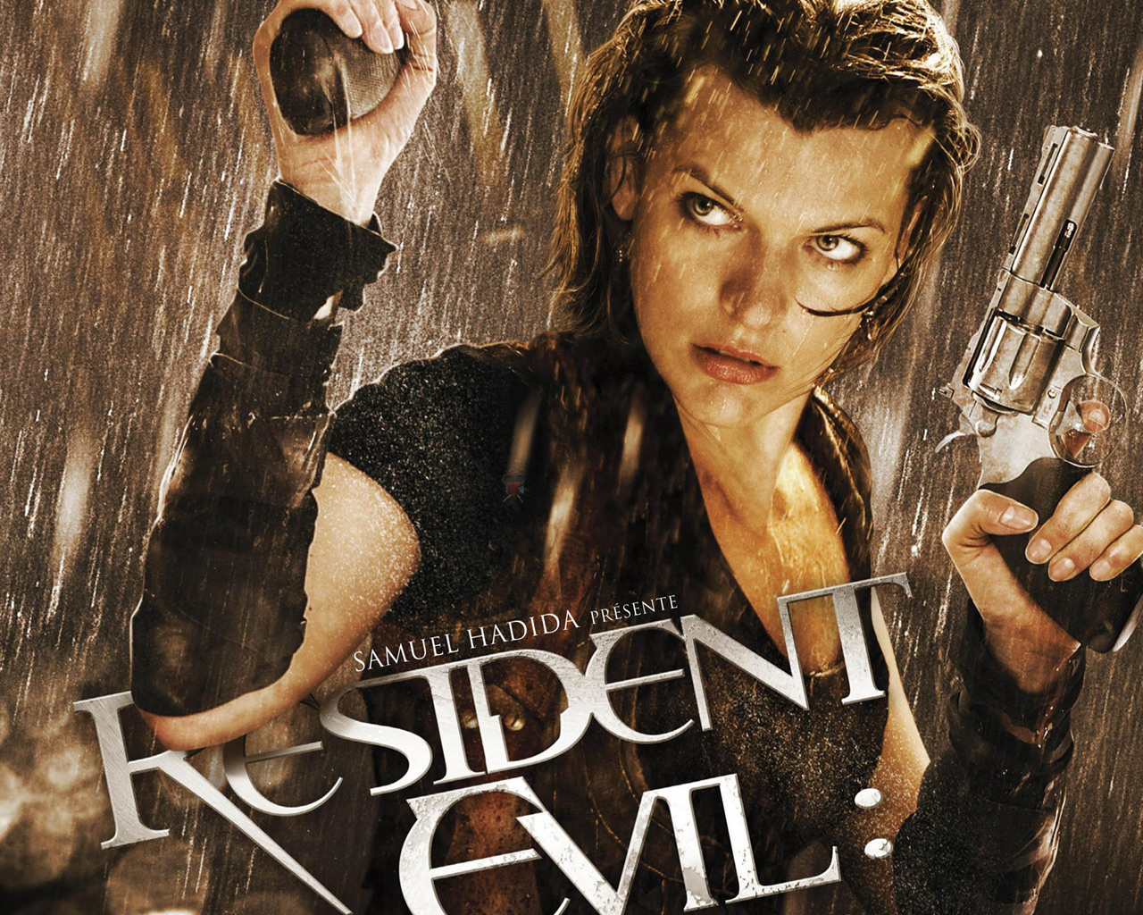 Desktop Wallpapers Resident Evil - Movies Resident Evil 4: Afterlife Milla Jovovich Movies