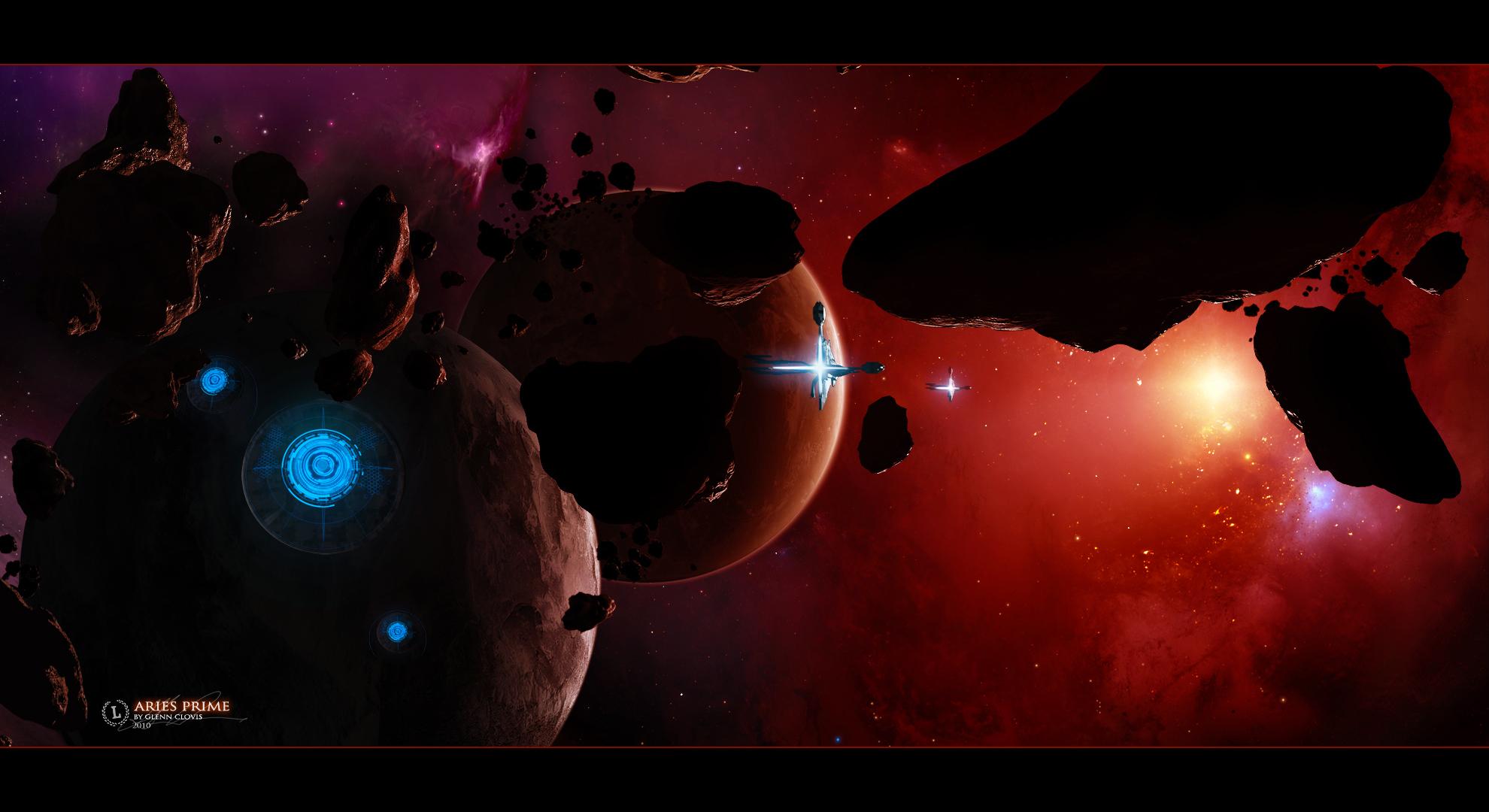 壁紙 1980x1080 小惑星 宇宙空間 ダウンロード 写真
