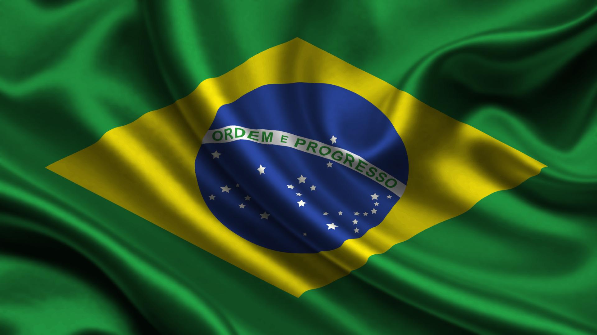 Papeis De Parede 1920x1080 Brasil Bandeira Baixar Imagens