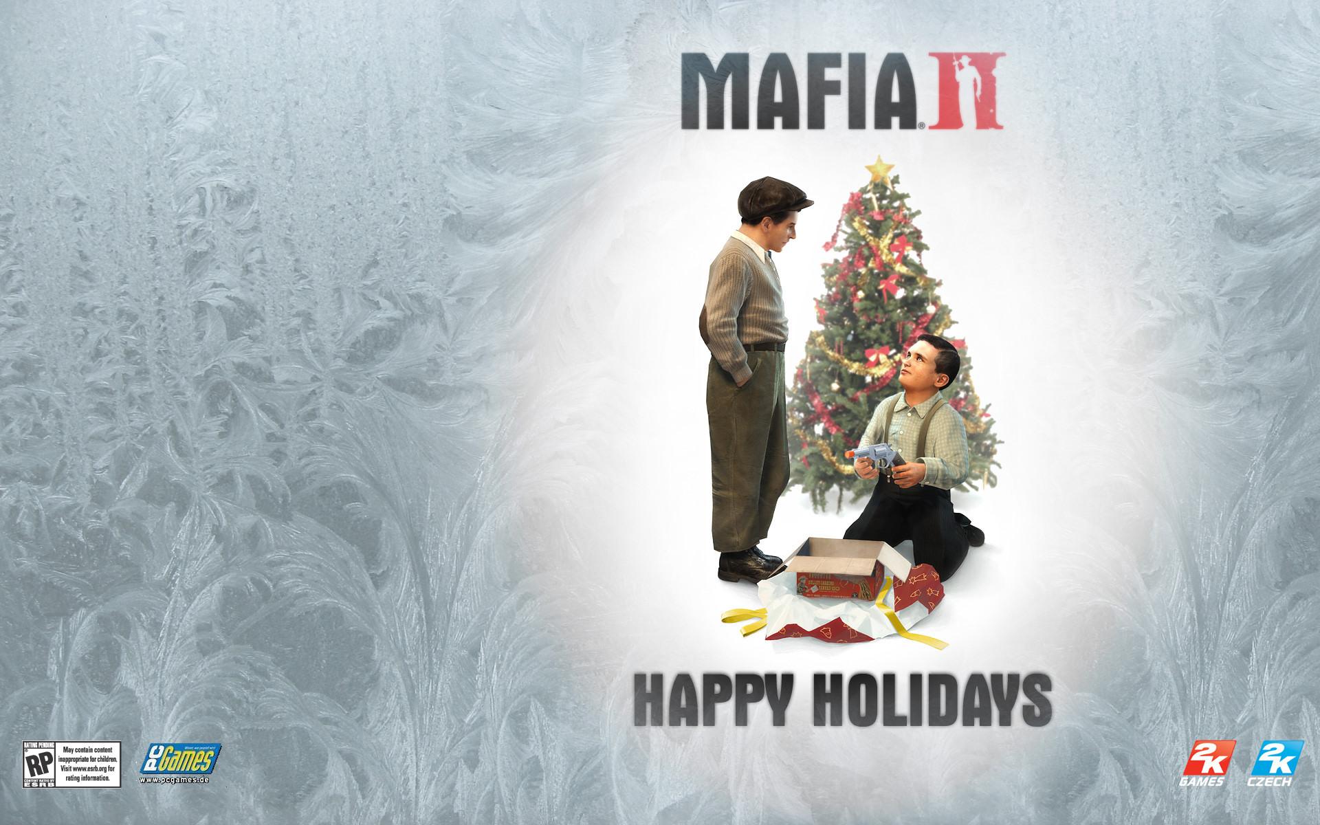 Image Mafia Mafia 2 Games 1920x1200