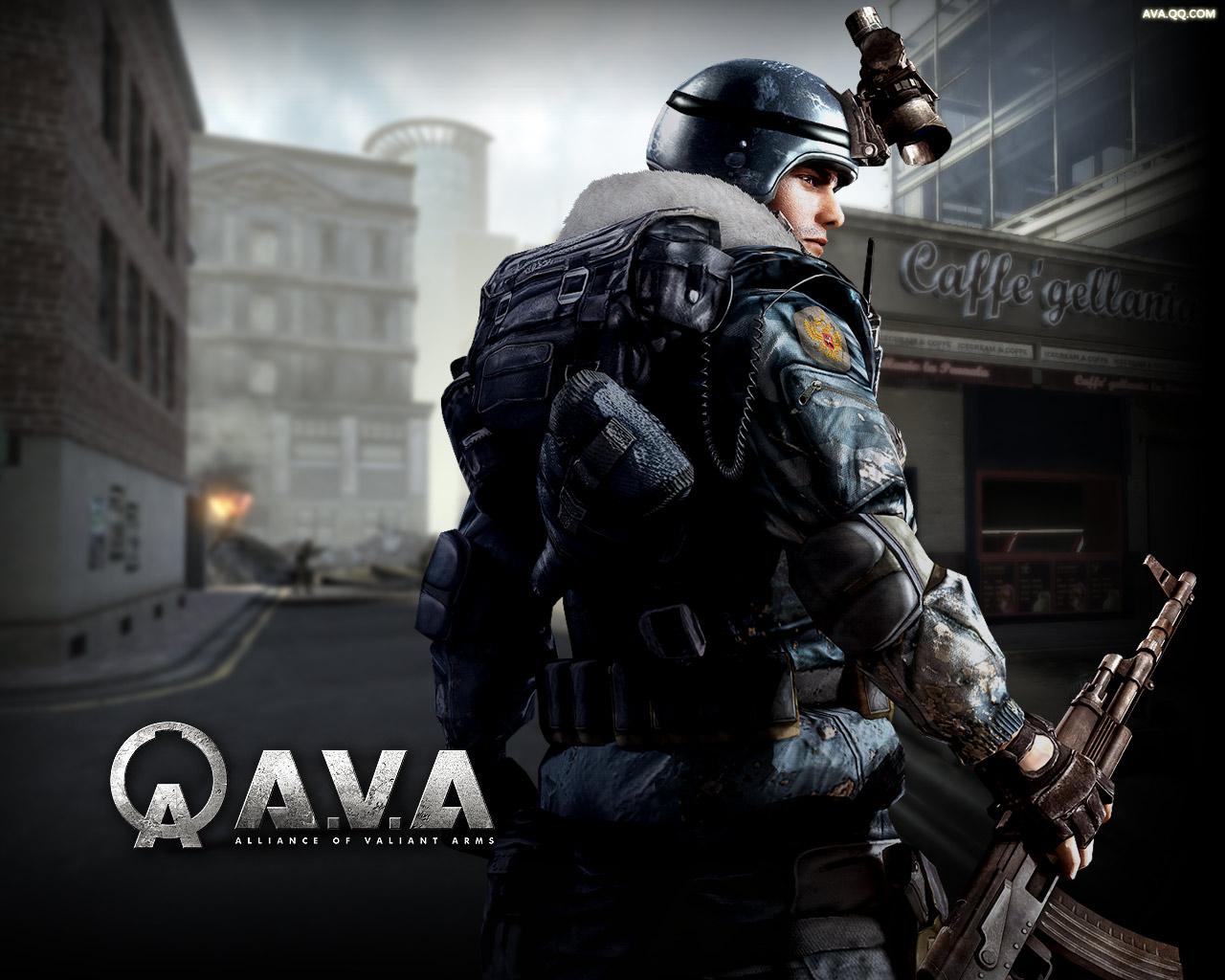 Alliance Of Valiant Arms 2021