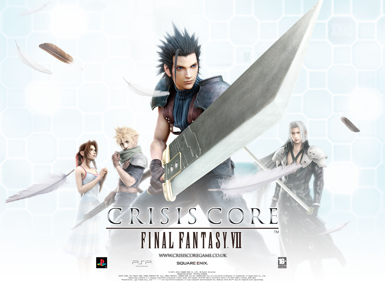 Images final fantasy final fantasy vii crisis core games altavistaventures Gallery
