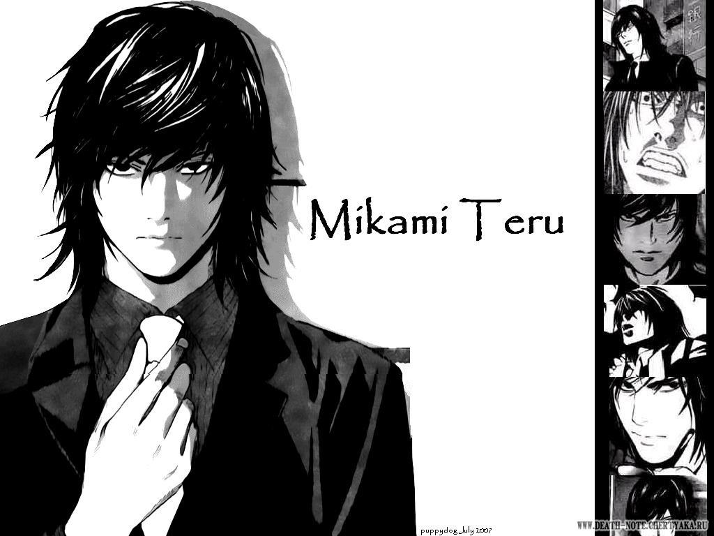 Fonds d'ecran death note anime télécharger photo.