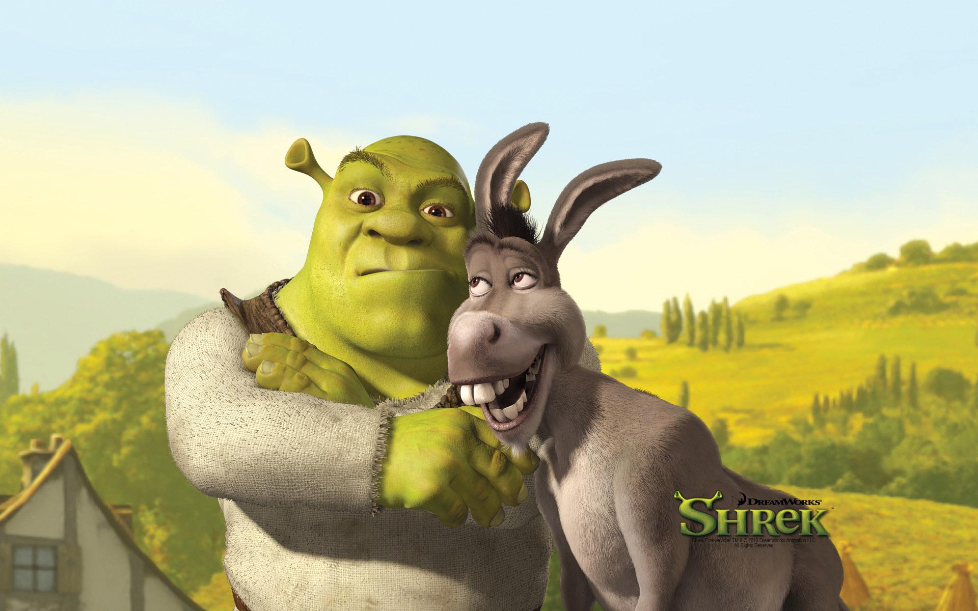 Fonds Decran Shrek Dessins Animés Télécharger Photo