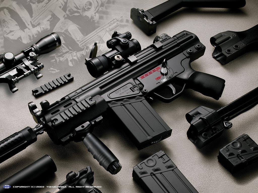 壁紙 アサルトライフル 短機関銃 陸軍 ダウンロード 写真