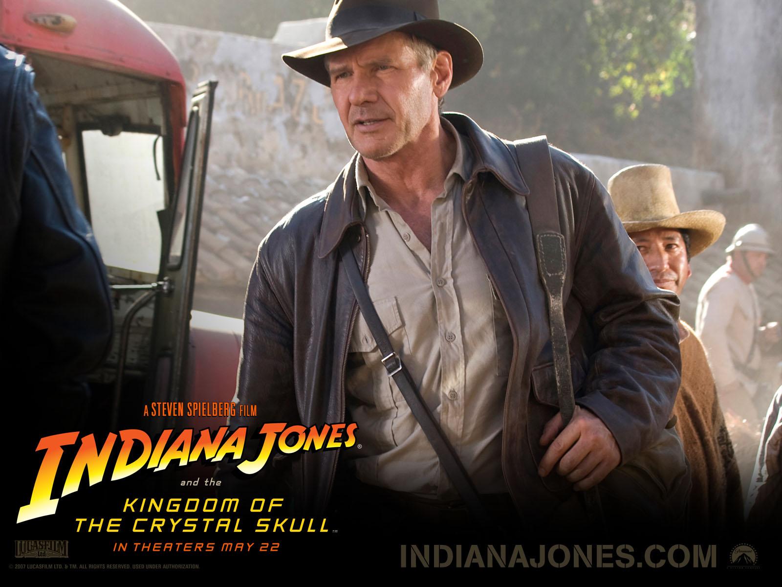 Photos Indiana Jones Indiana Jones and the Kingdom of the Crystal Skull film Movies