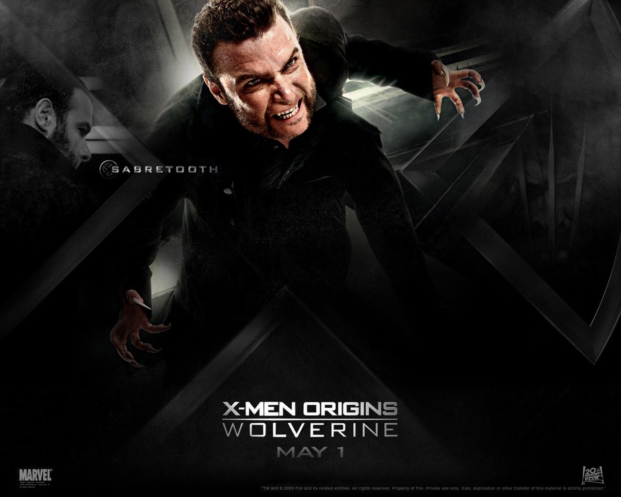 Wallpapers X Men X Men Origins Wolverine Movies