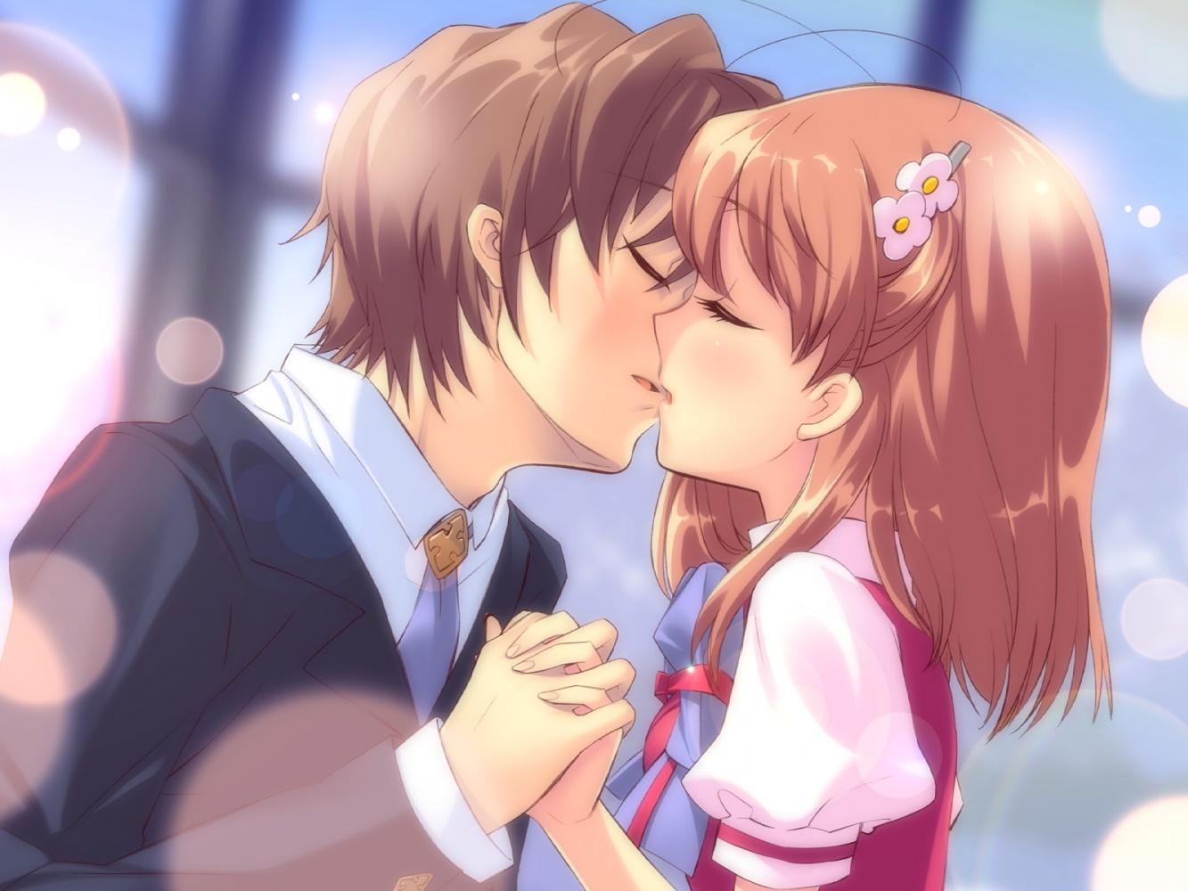 Anime Kuss