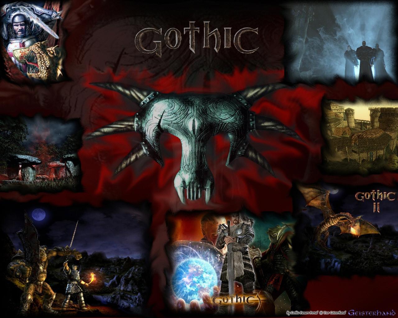 Fonds Decran Gothic Jeux Télécharger Photo