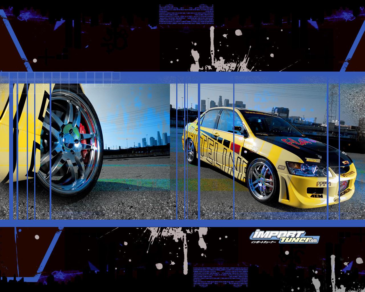 Desktop Wallpapers Tuning Cars