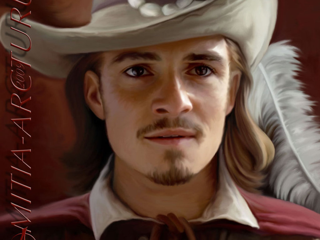 Wallpaper Pirates Of The Caribbean Orlando Bloom Movies