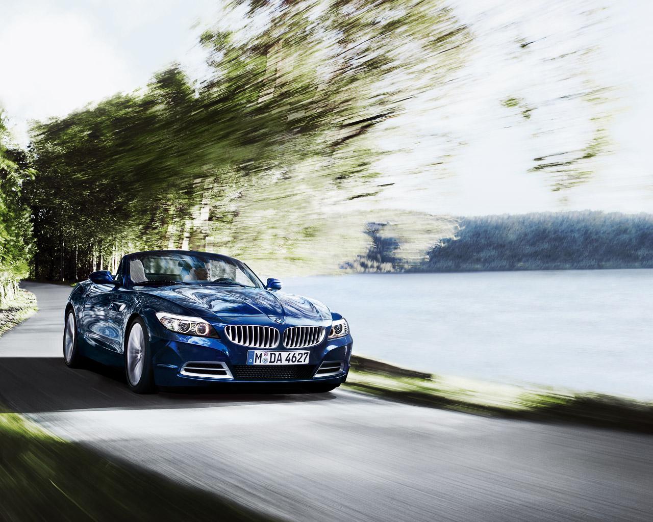 Desktop Wallpapers BMW BMW Z4 auto Cars automobile