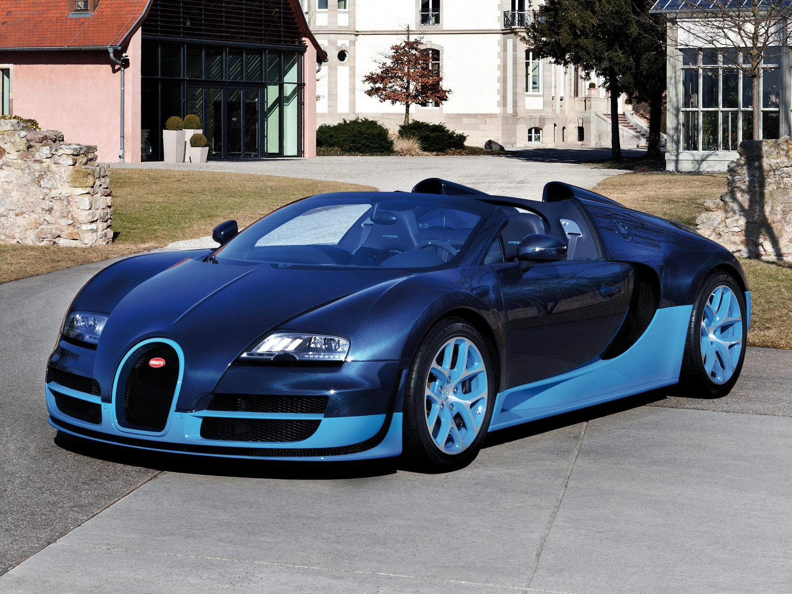fotos von bugatti bugatti veyron grand sport autos. Black Bedroom Furniture Sets. Home Design Ideas