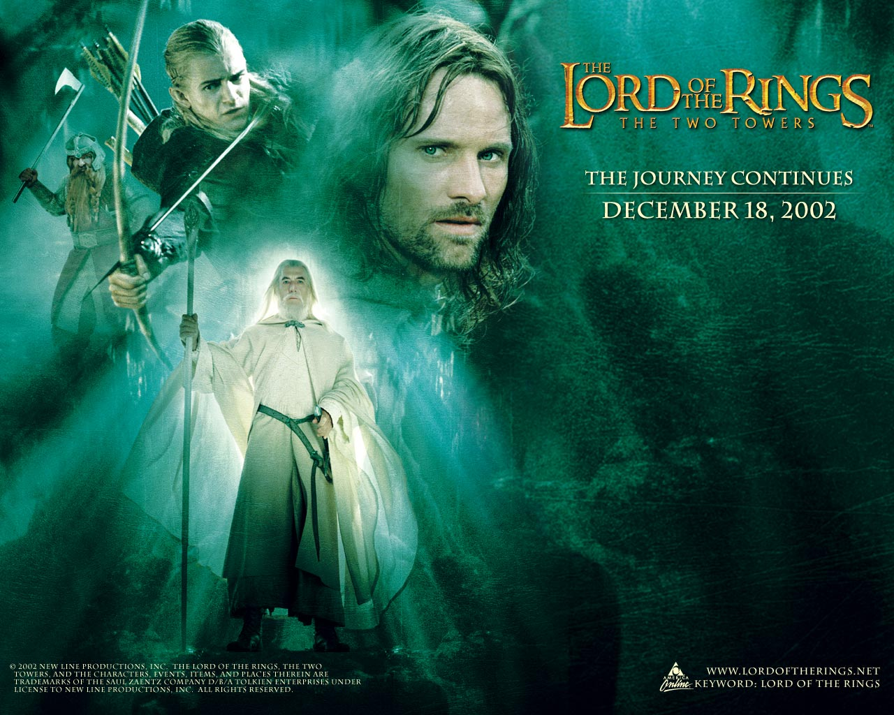 Foto's The Lord of the Rings The Lord of the Rings: The Two Towers Films film