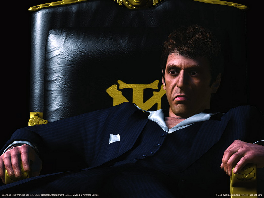 Scarface: the world is yours save, sauvegarde 100%, savegame.