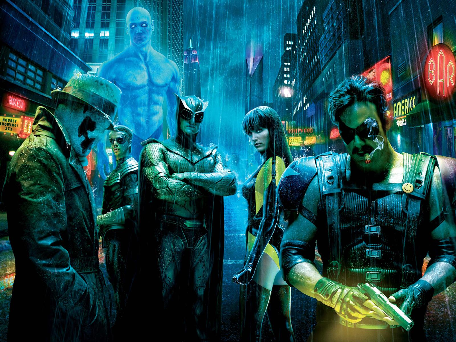 Photos Watchmen Movies film