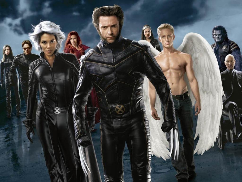 Fonds d'ecran x-men x-men: l'affrontement final cinéma.