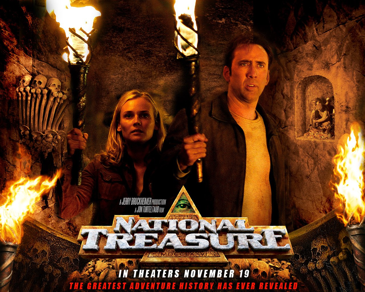The best films about treasure and adventure 82