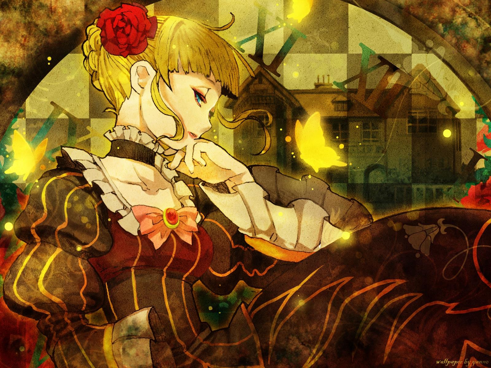 Wallpapers Umineko No Naku Koro Ni Anime