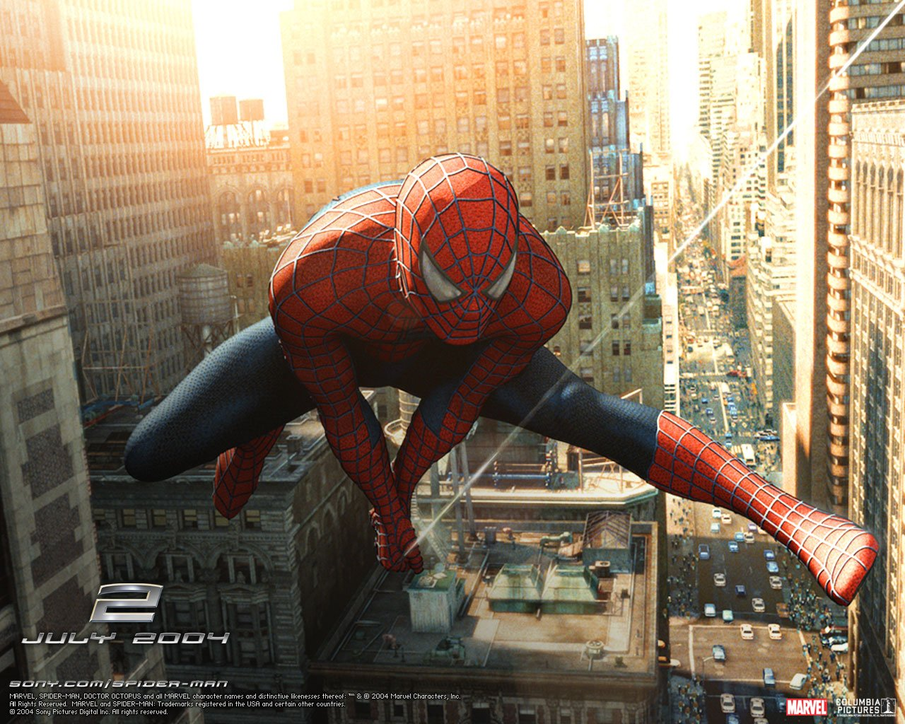 Photo Spider-man Spider-Man 2 Spiderman hero Movies film