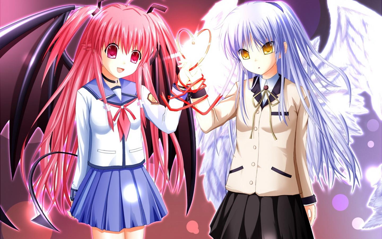 Photos angel beats anime
