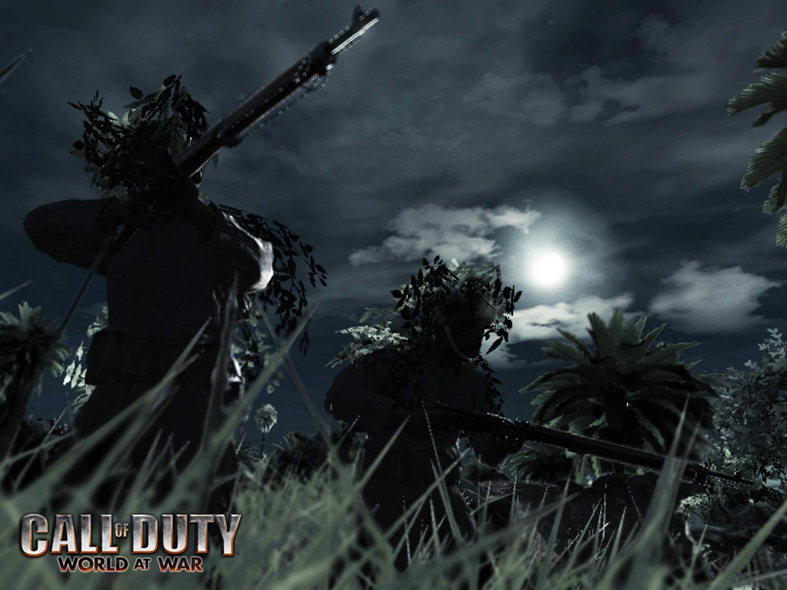 Image Call Of Duty World At War Games