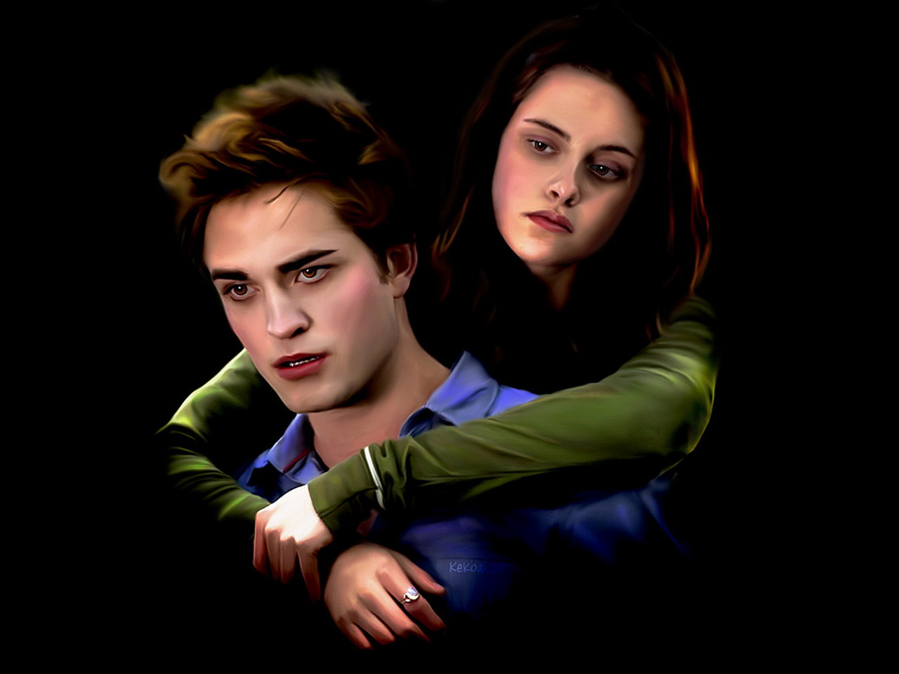 wallpapers twilight the twilight saga kristen stewart robert