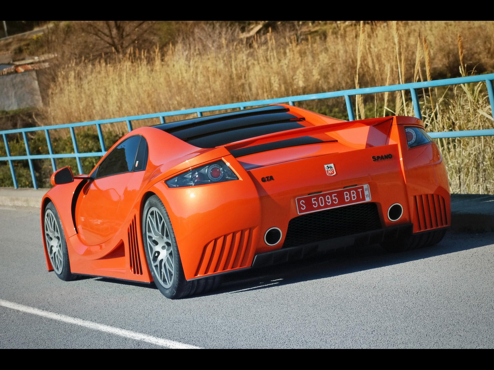 Photos Gta Spano Cars 1920x1440