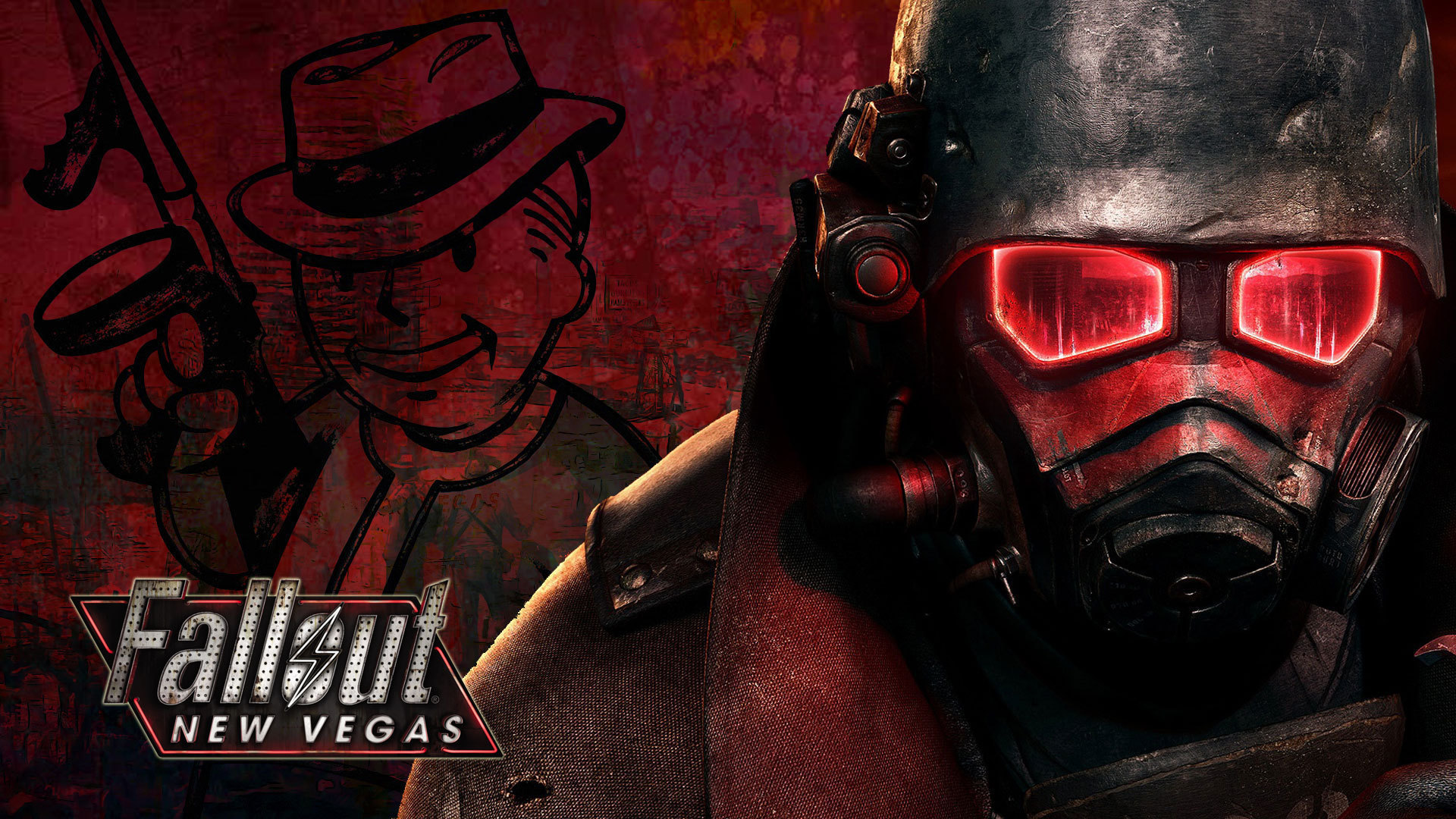 Wallpapers Fallout Fallout New Vegas Games