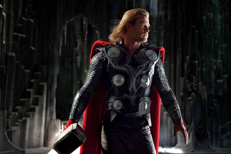 3000x2000 Thor Thor Héroe Chris Hemsworth Película