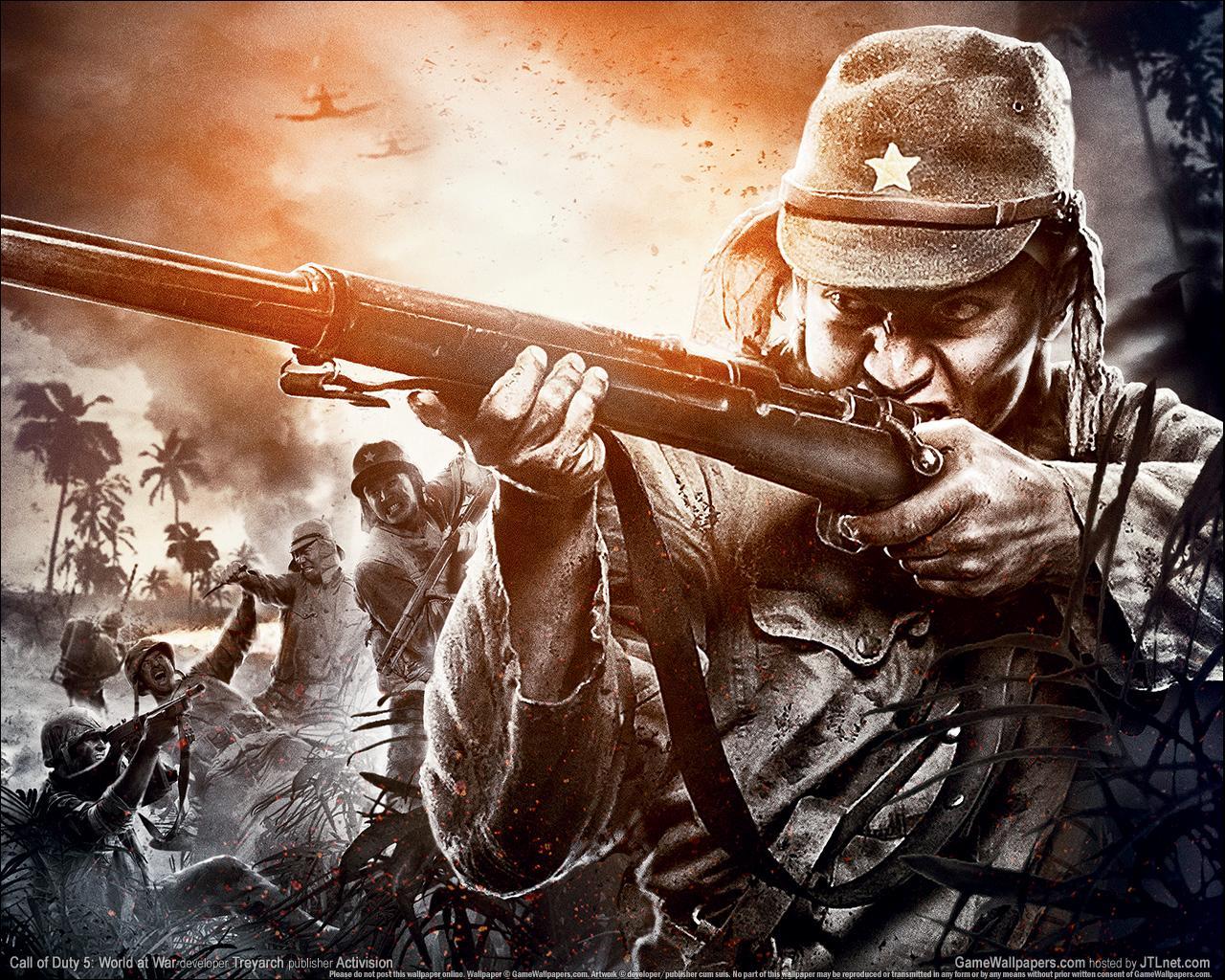 Photos Call Of Duty World At War Games