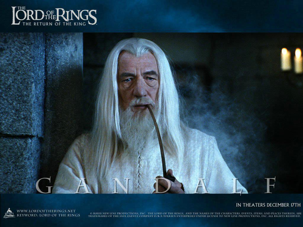El Señor de los Anillos El retorno del Rey: El Señor de los Anillos Película