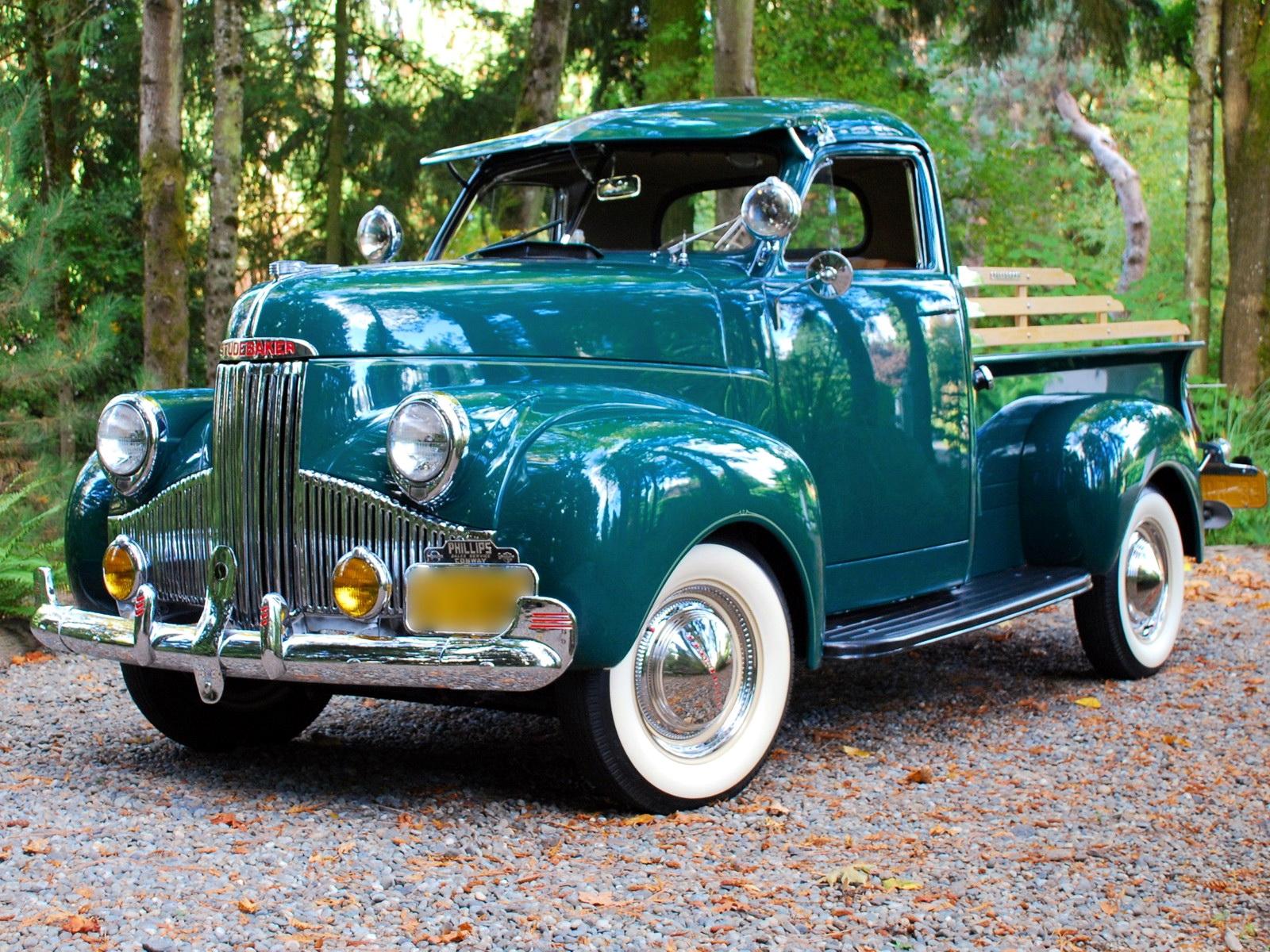 Fonds D'ecran Camion Studebaker 1947 Voitures Télécharger