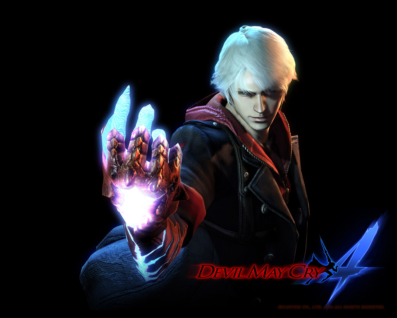 Photo Dante Devil May Cry Devil May Cry 4 Games