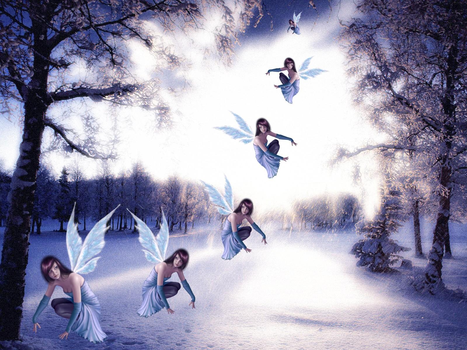 Hintergrundbilder Feen Elfen Fantasy