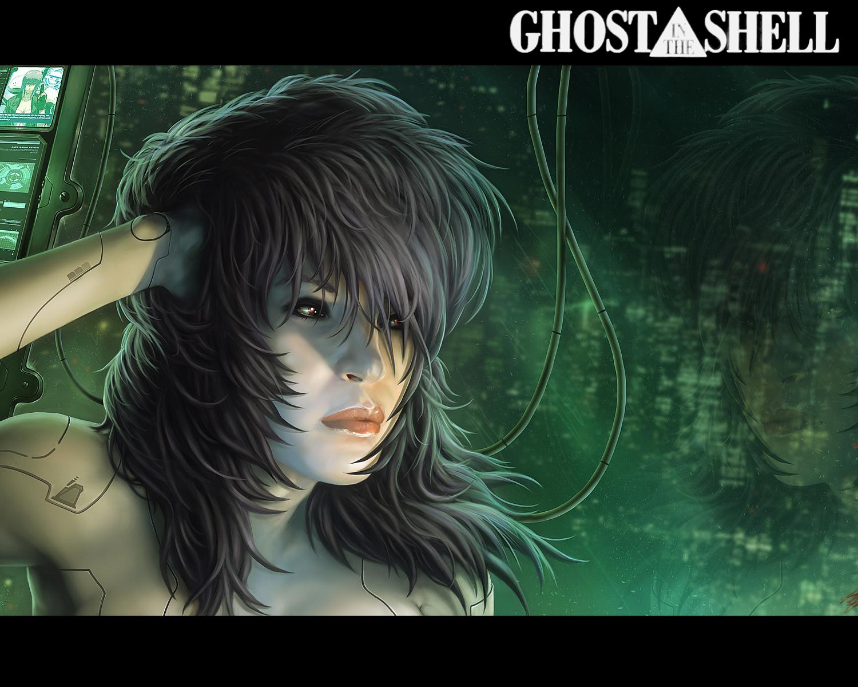 Fondos De Pantalla Ghost In The Shell Kusanagi Motoko Anime