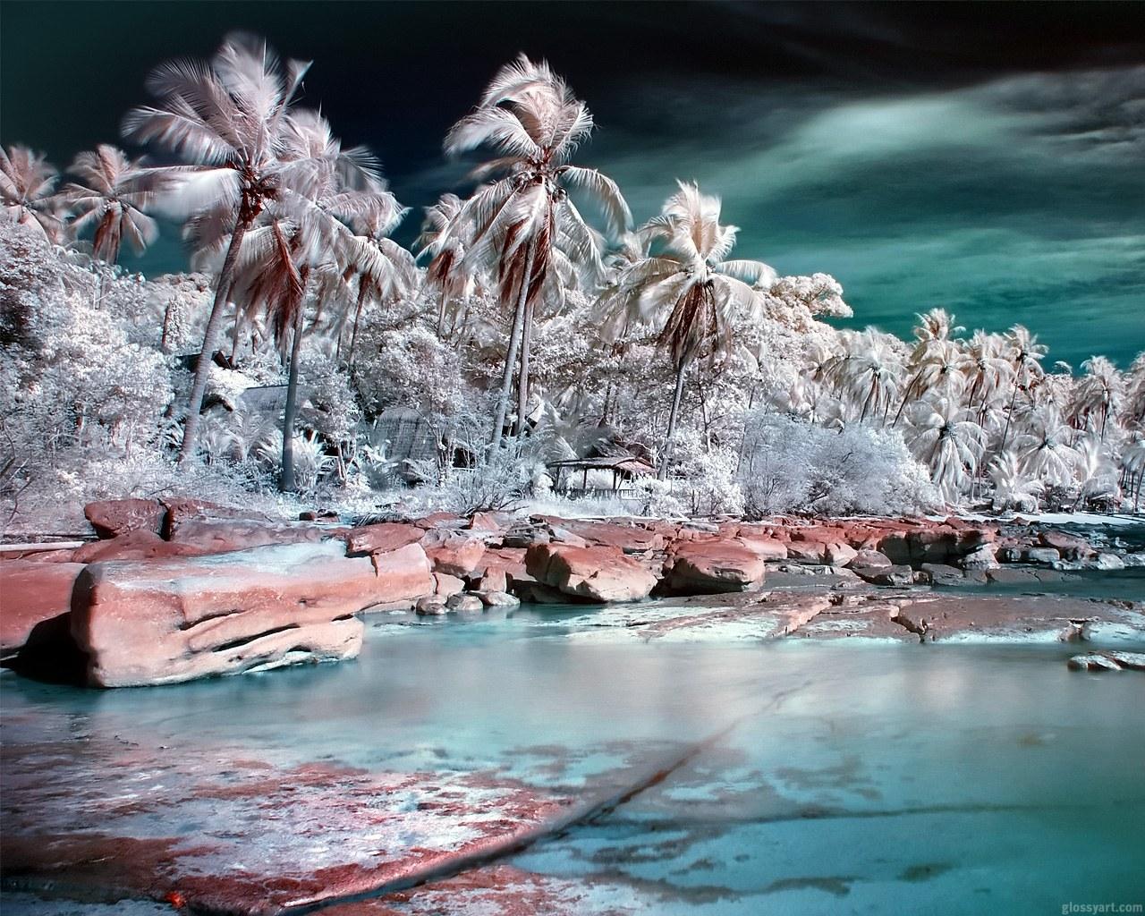 Картинки для рабочего стола времена года зима